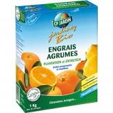 Engrais agrume Cp jardin 1kg