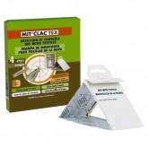 MITES TEXTILES - etui 4 pièges englués avec phéromones - mites textiles (Tineola)